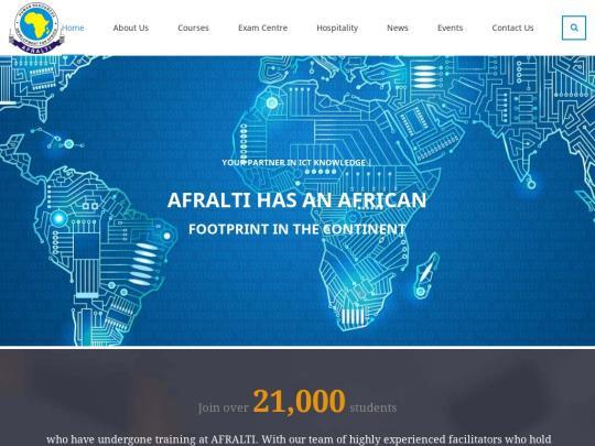 AFRALTI.org